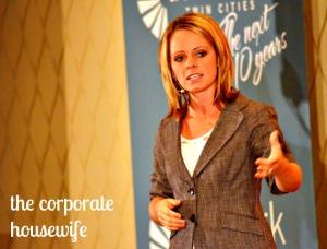 corporate housewife