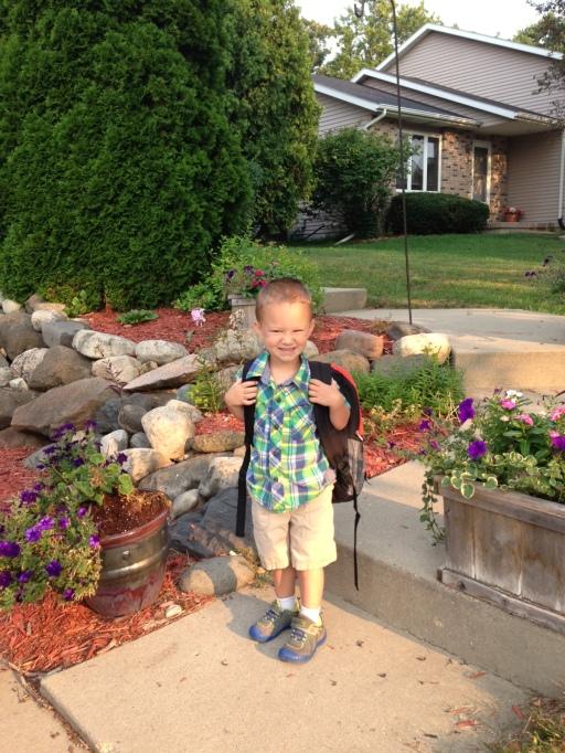 Josh preschool 1